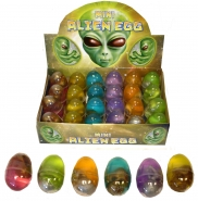 Alien Egg Mini Gold/Silver