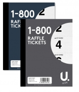 Raffle Tickets 1-800 - Best Seller