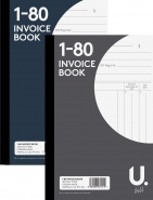 Invoice Book 1-80 - Best Seller