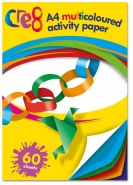 A4 Multi-coloured Activity Paper