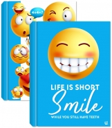 Emoji A5 Hardback Notebook