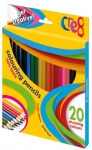 Colouring Pencils, 20 Colours - Best Seller