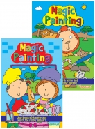 Magic Painting Book 1 & 2