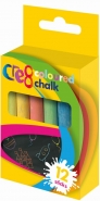 Coloured Chalk, 12 Colours