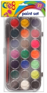 Paint Palette, 21 Colours