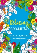 Advanced Relaxing Colouring Book
