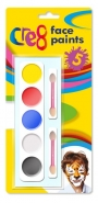 Face Paints, 5 Colours