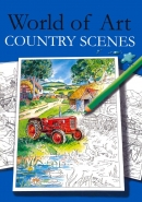 Advanced Colouring World of Art, Country Scenes