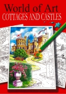 Advanced Colouring World of Art, Cottages & Castles