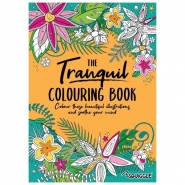 Tranquil Advanced Colouring Book